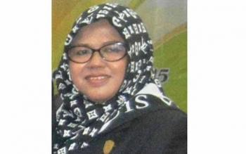 Sekretaris Komisi I DPRD Kotim Hj Salasiah