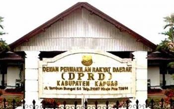 Kantor DPRD Kabupaten Kapuas