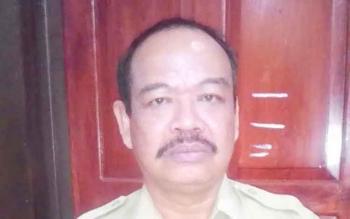 Sekertaris Daerah Kabupaten Kapuas Rianova