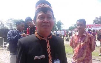 Plt Kepala Distamben Provinsi Kalteng Ermal Subhan.