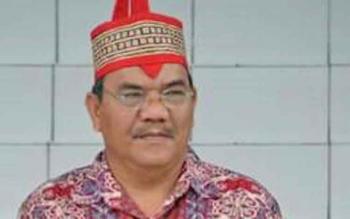 Aratuni D Djaban, Kepala Diaperindag Kota Palangka Raya