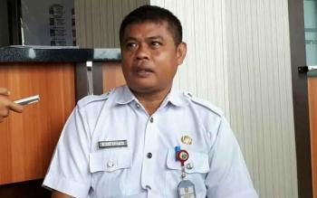 Plt Kepala BKD Kotim, Alang Arianto