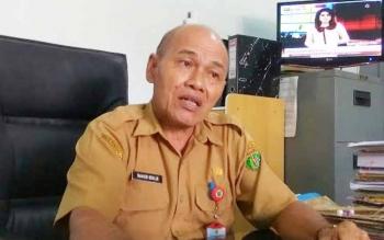 Kepala Dinas Pendidikan Bartim, Mahudi S Dhalib.