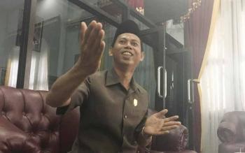 Ketua DPRD Kobar, Triyanto.