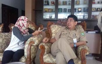 Kepala Dinas Pendidikan Kabupaten Kotim, Suparmadi.