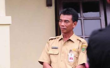 Kepala Dinsos PMD Barito Utara, Sugianto Panala Putra SH
