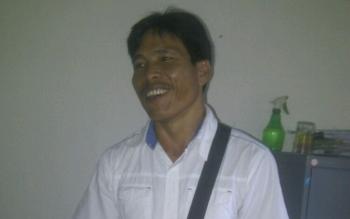 Barok M Udur, Kades Hurung Tampang.