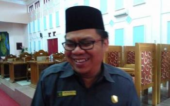 Wakil Ketua DPRD HA Fadli Rahman.