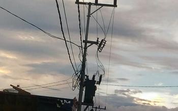 Jaringan Listrik di Kuala Kurun