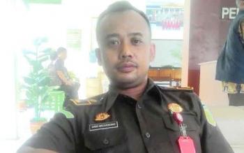 Kasi Pidana Umum Kejaksaan Negeri Kuala Kapuas Ario Wicaksono.
