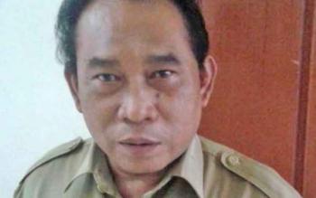 Sekertaris Dinas Perindagkop dan UKM Kabupaten Murung Raya, Talenta.