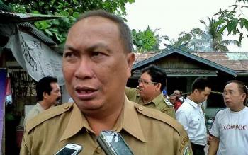 Wakil Wali Kota Palangka Raya Mofit Saptono Subagio