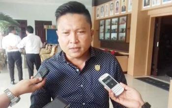 Ketua Baleg DPRD Kotim, Dadang H Syamsu.
