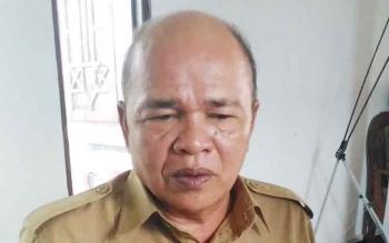 Kepala DPKD Kabupaten Gunung Mas, Yokdie