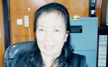 Ketua Bapemperda DPRD Kota Palangka Raya, Anna Agustin Elsye