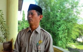 Sugianor, wakil ketua Komisi B DPRD Kota Palangka Raya.