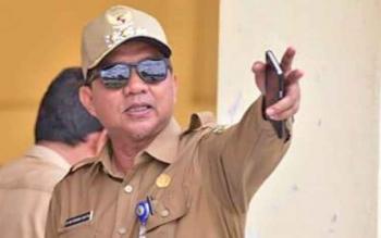 Wali Kota Palangka Raya, HM Riban Satia.