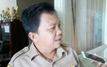 Sekretaris DPRD Katingan Edwar Dody.