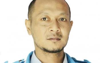 Sekretaris KNP Kalteng, Aan Nurhasan