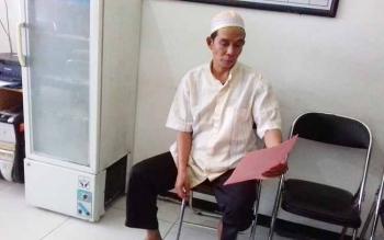 Hasan Anwar alias Anwar, tersangka kasus KDRT