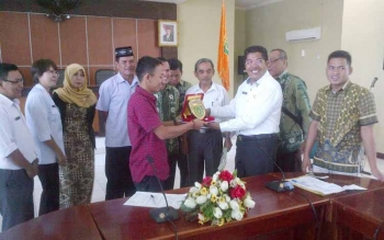 DPRD Balangan Belajar ke Pemkab Barito Selatan