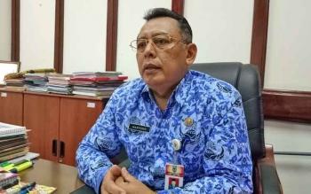 Sekretaris Daerah Seruyan, Haryono.