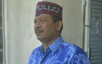 Ketua Komisi 1 DPRD Katingan, Karyadi.
