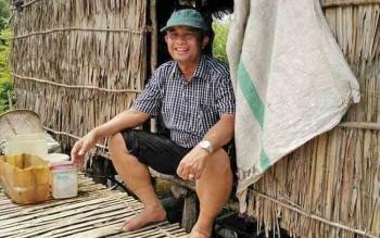 Kepala Dinas Ketahanan Pangan dan Pertanian (DKPP) Seruyan, Sugianno.