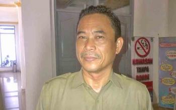 Kepala Dinas Pendidikan Barsel, Jumadi.