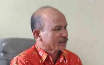 Plt Kepala Bidang Kebudayaan Dinas Dikbud Gumas, Brikson.
