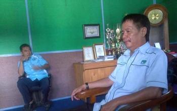 Direktur PDAM Tirta Barito Buntok, Mariyanto.