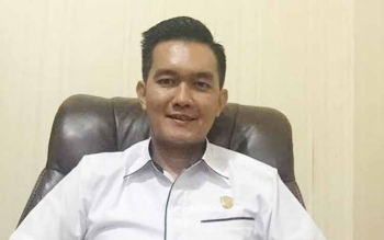 Sekretaris Komisi III DPRD Kotim, Hero Harapanno Mandouw