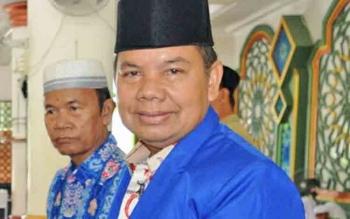 Ben Brahim S Bahat, Bupati Kapuas