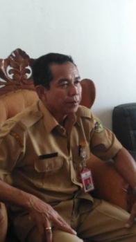 Kepala BPBD Gunung Mas, M. Rusdi.