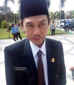 Pelaksana Tugas (Plt) Kepala Disperindag Kalteng, Ilham Fauji