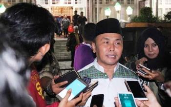 Gubernur Kalteng Sugianto Sabran.
