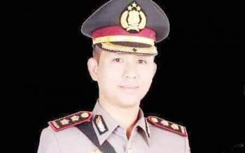 Kapolres Kapuas, AKBP Sachroni Anwar SH S IK MH.