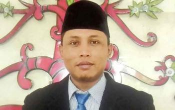 Ketua Komisi III DPRD Kabupaten Kapuas Kunanto.