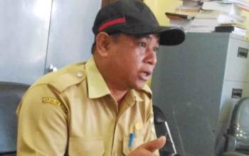 Kabid Bina Marga Dinas PU Gunung Mas, Harpaseno