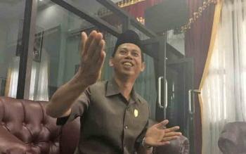 Ketua DPRD Kobar Triyanto