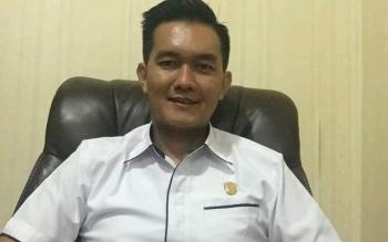 Anggota DPRD Kotim, Hero Harapanno Mandouw.