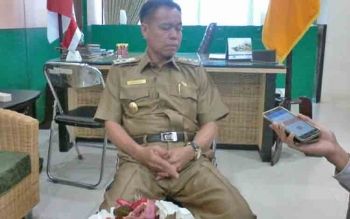 Wakil Bupati Katingan Sakariyas.