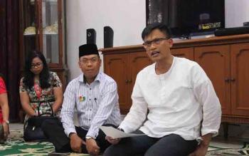 Kepala Perwakilan BI Kalteng, Wuryanto