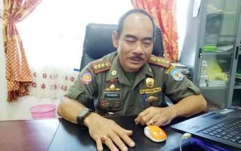 Kepala Satpol PP Kabupaten Murung Raya, Iskandar