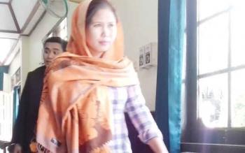 Rahmawati terdakwa kasus zenith.