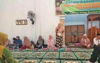 Safari Ramadan Bupati Kobar Digelar di Dua Tempat
