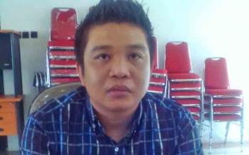 Ketua Banperda DPRD kabupaten Kapuas Rommy Adam.