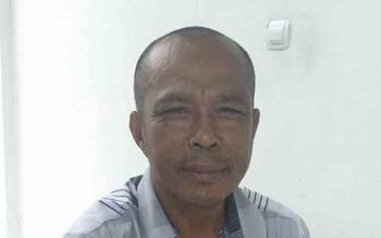 Anggota DPRD Kapuas. H Rahmadi,