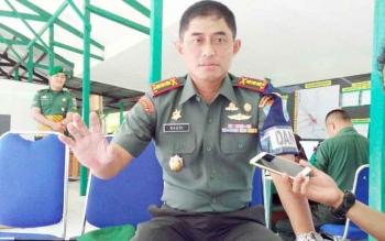 Danrem 102 Panju Panjung Kolonel Arm M Naudi Nurdika