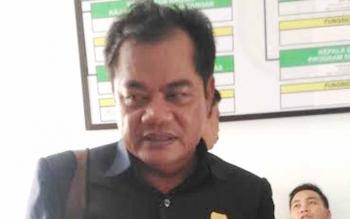 Anggota DPRD Gumas, Untung Jaya Bangas.